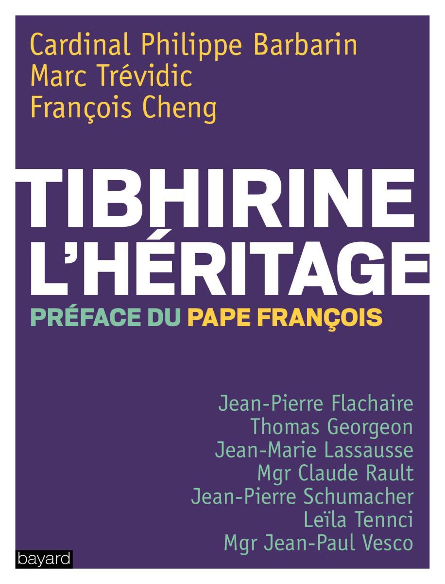 Couverture de «Tibhirine : L'héritage»