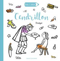 Couverture « Cendrillon »