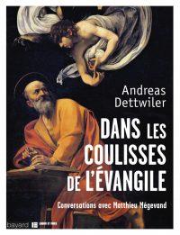 Couverture «Dans les coulisses de l'Evangile»