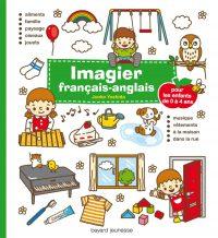 Couverture «IMAGIER FRANCAIS-ANGLAIS – VERT – (2012)»