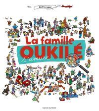 Couverture «La famille Oukilé s'amuse !»