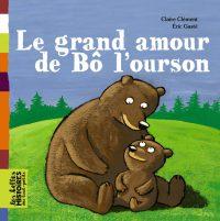 Couverture «LE GRAND AMOUR DE BÔ L'OURSON»