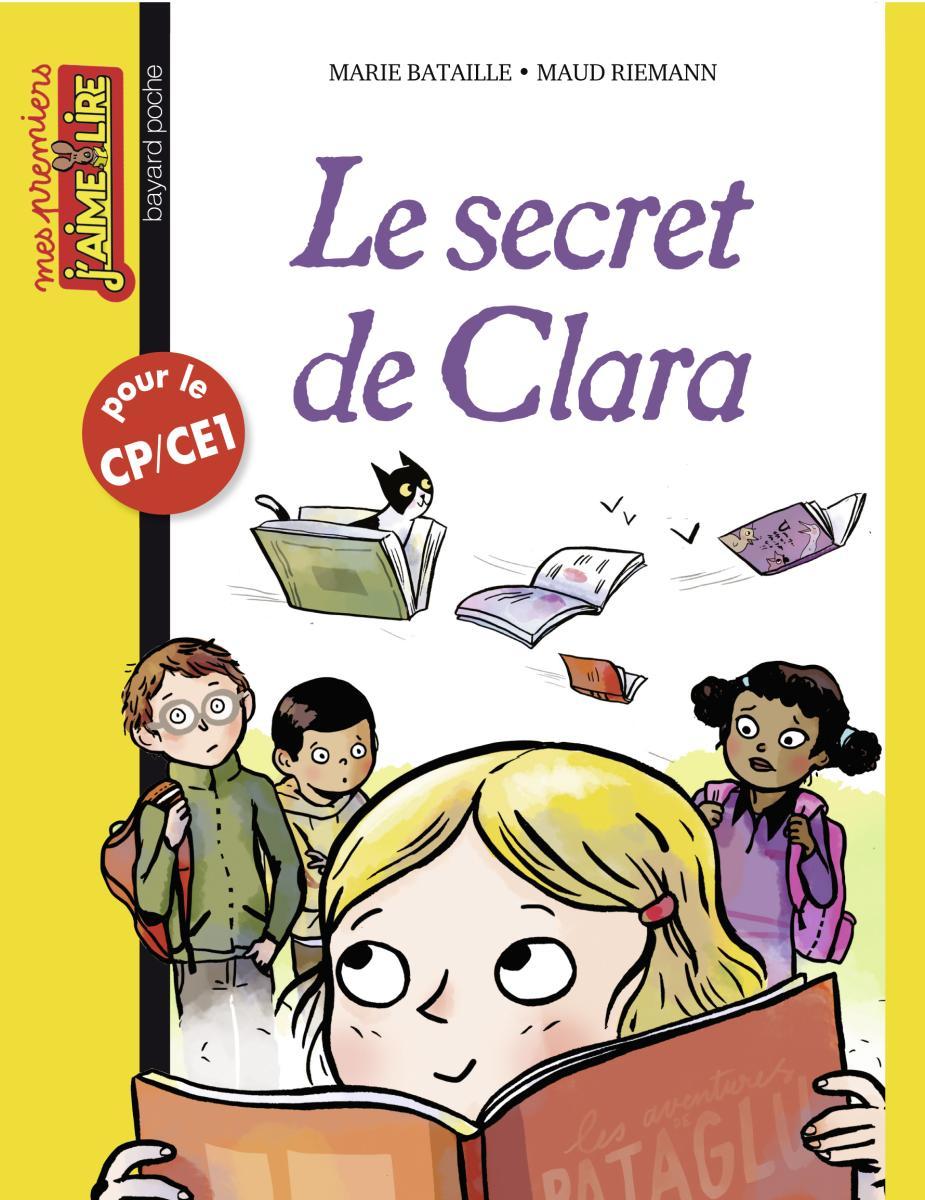 Couverture de «Le secret de Clara – MPJL N°126»