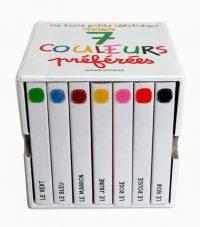 Couverture «Mes 7 couleurs préférées»