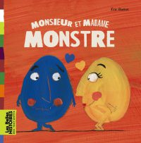 Couverture « MONSIEUR ET MADAME MONSTRE »