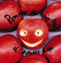 Couverture «Pomme de reinette et pomme d'api»