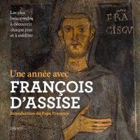 Couverture «Une année avec François d'Assise»