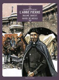 Couverture «ABBE PIERRE ET L'ESPOIR D'EMMAÜS (L')»