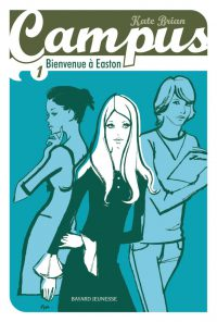 Couverture « BIENVENUE À EASTON »