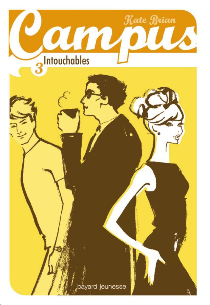 Couverture de « INTOUCHABLE »
