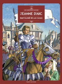 Couverture « JEANNE d'ARC – T9 »