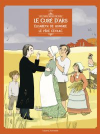 Couverture « LE CURE D'ARS »