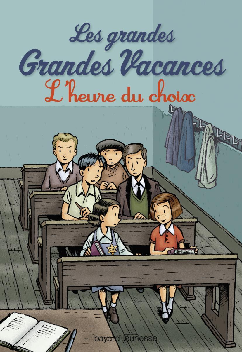 Couverture de «L'HEURE DU CHOIX»