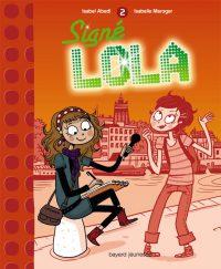 Couverture «Signé Lola»