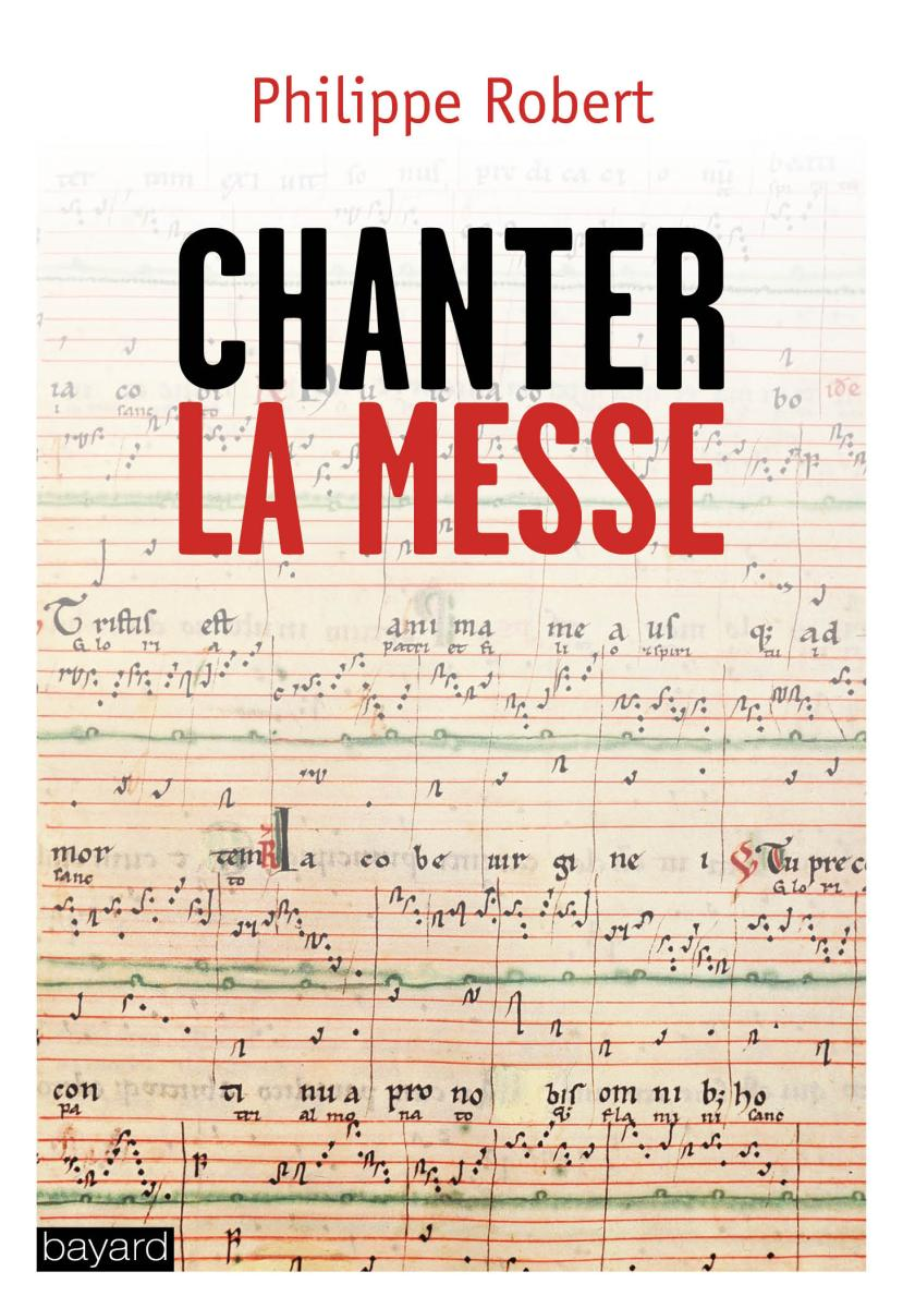 Couverture de « Chanter la messe »