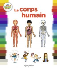 Couverture « Le corps humain »