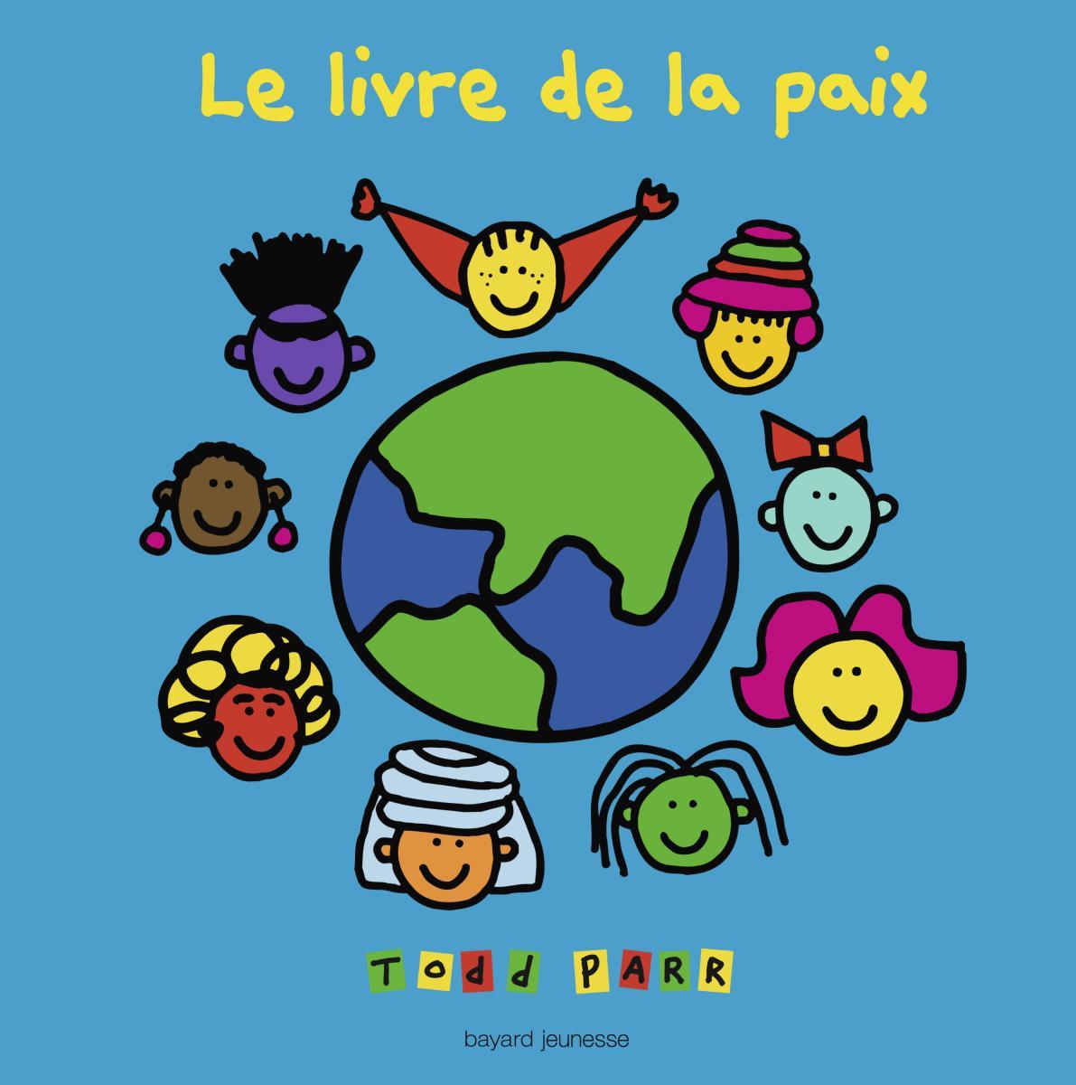 Couverture de «Le livre de la paix»