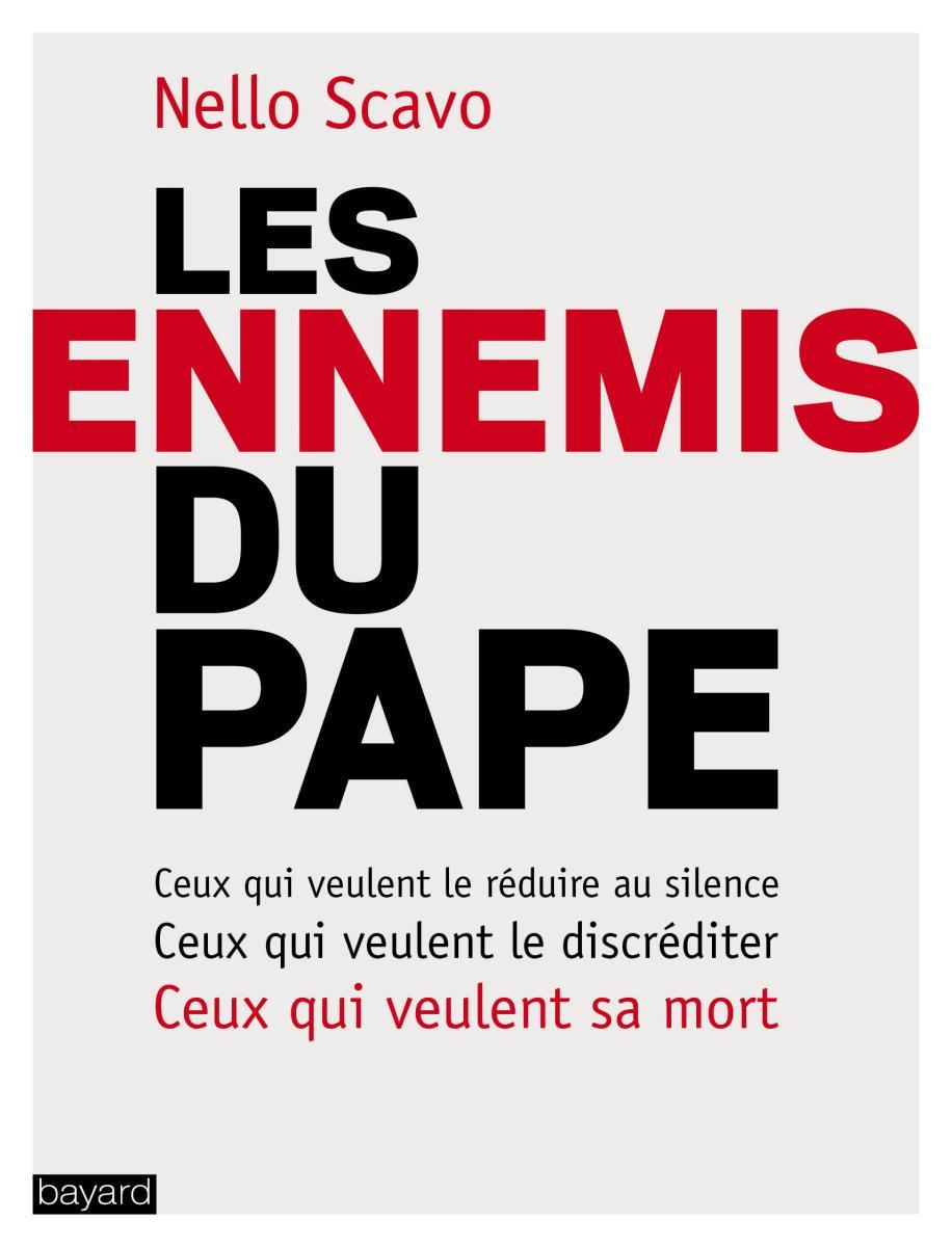Couverture de «Les ennemis du Pape»