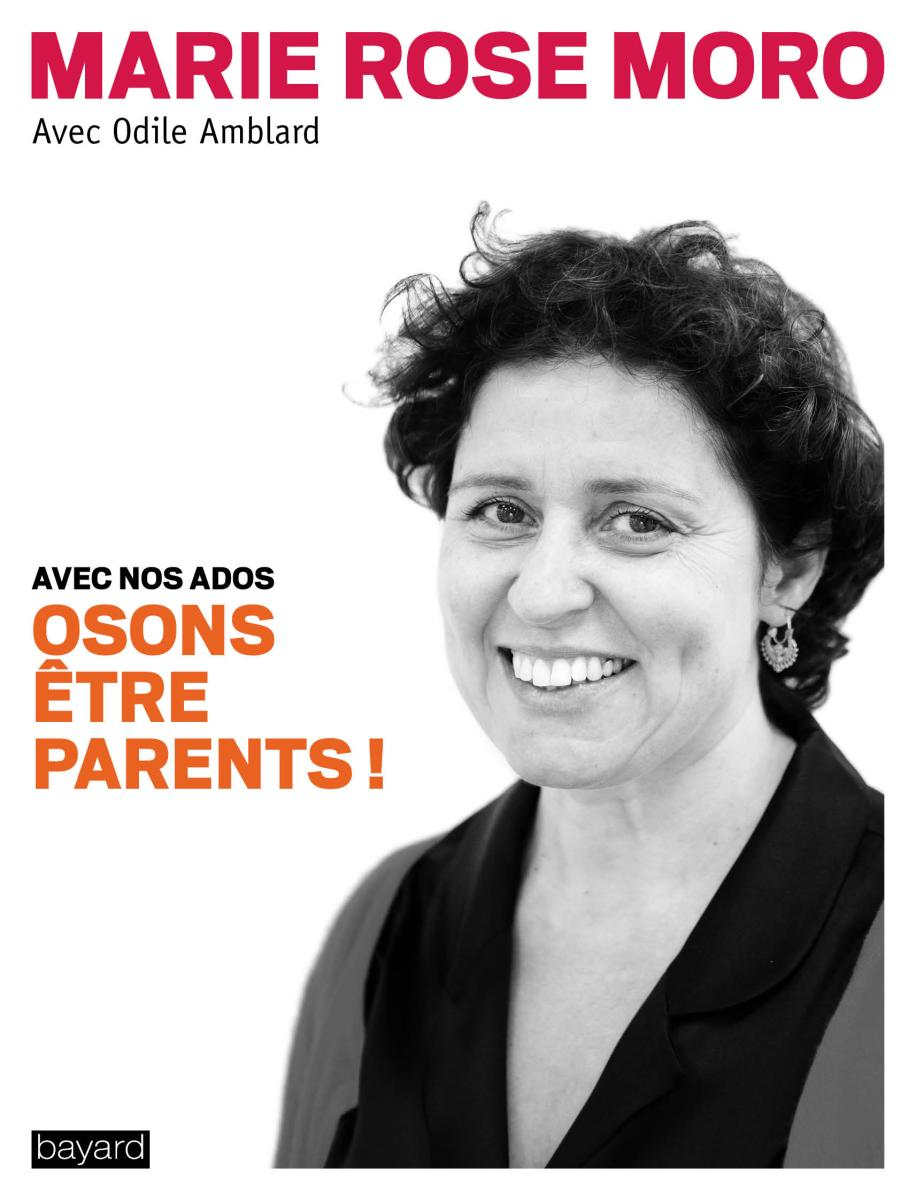 Couverture de « Osons être parents ! »