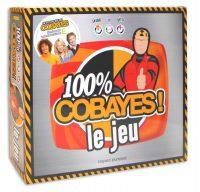 Couverture «100% COBAYES : LE JEU»