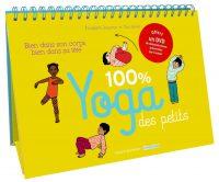 Couverture «100% Yoga des petits»