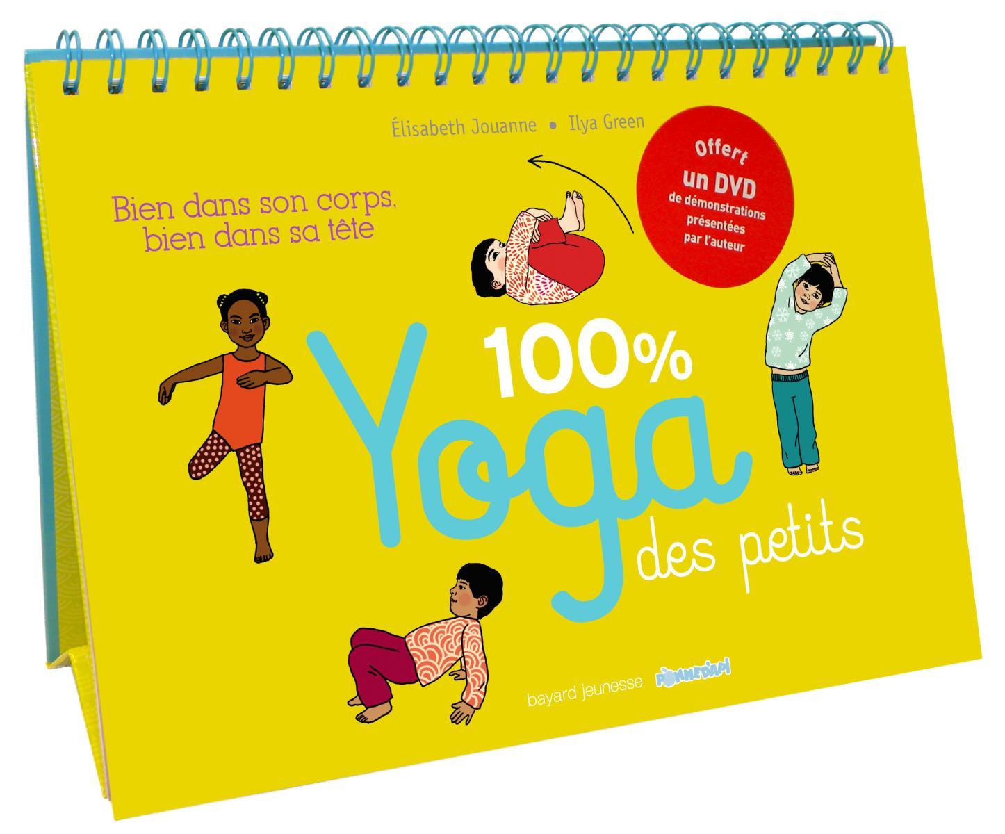 Couverture de «100% Yoga des petits»