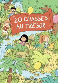 Couverture «20 Chasses au trésor»