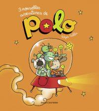 Couverture «3 nouvelles aventures de Polo»