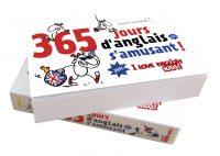 Couverture «365 JOURS D'ANGLAIS EN S'AMUSANT»
