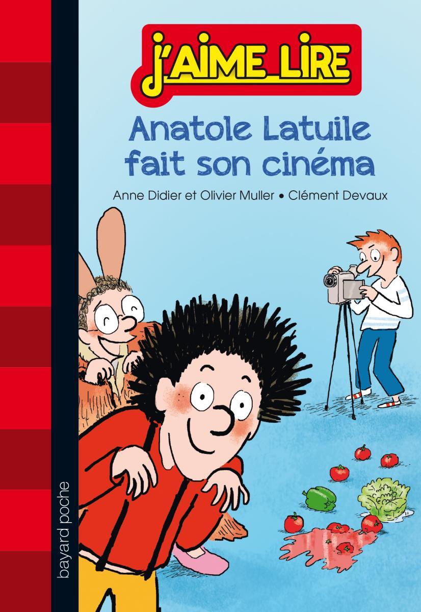 Couverture de «ANATOLE LATUILE FAIT SON CINEMA»
