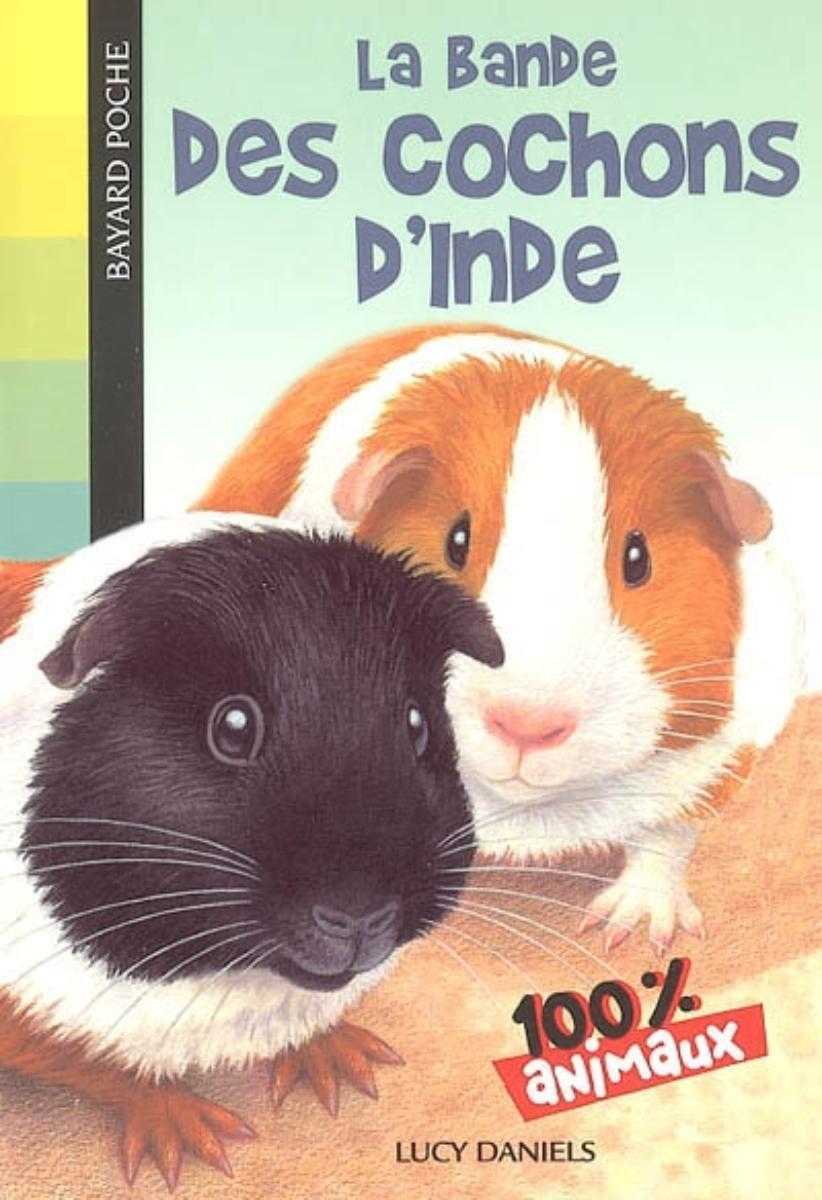 Couverture de «BANDE DES COCHONS D'INDE (LA)»