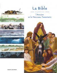 Couverture «BIBLE (LA) – LES GRANDS RECITS»