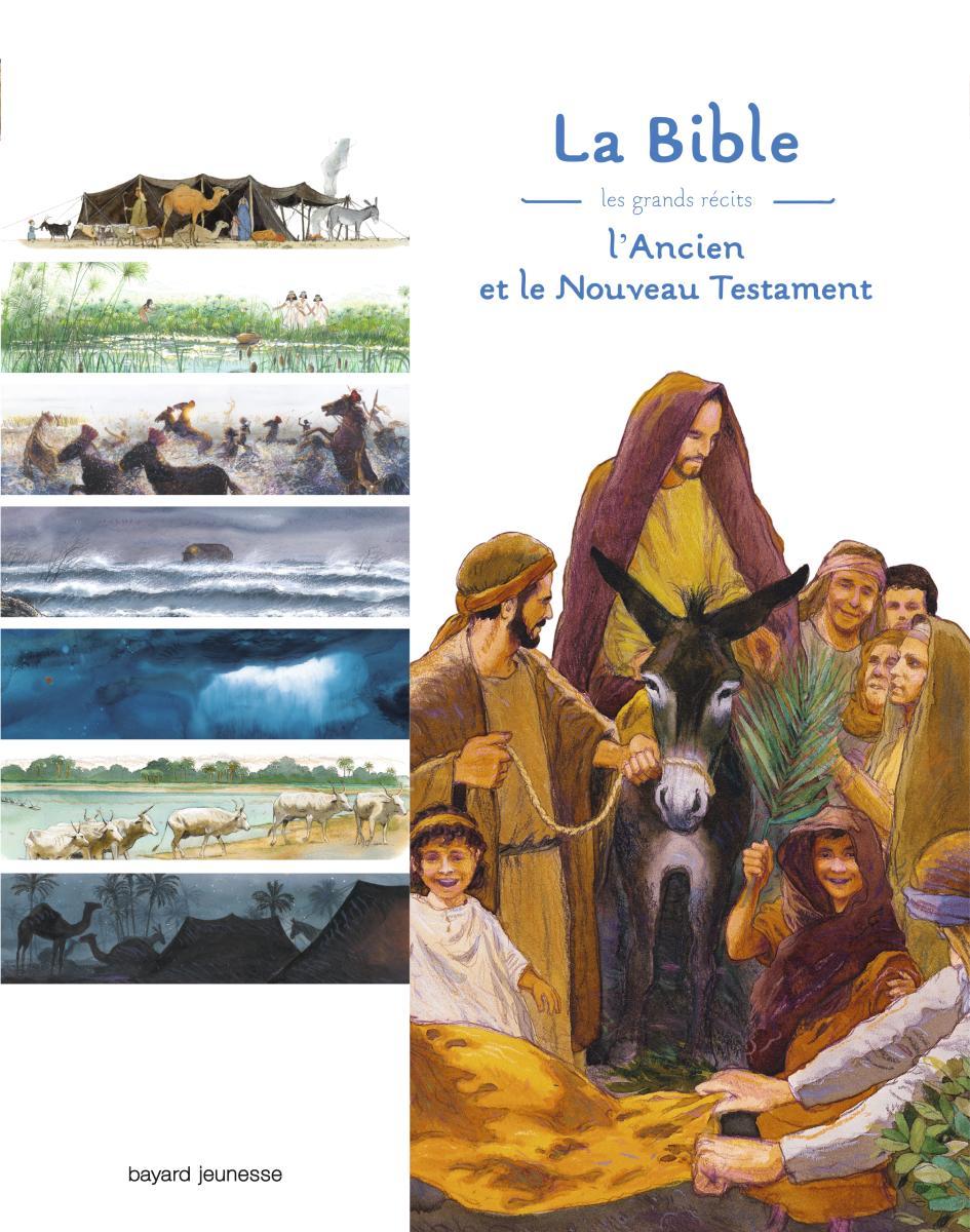 Couverture de «BIBLE (LA) – LES GRANDS RECITS»