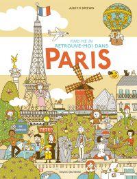 Couverture «Cherche-moi à Paris»