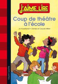 Couverture «COUP DE THÉÂTRE À L'ÉCOLE»