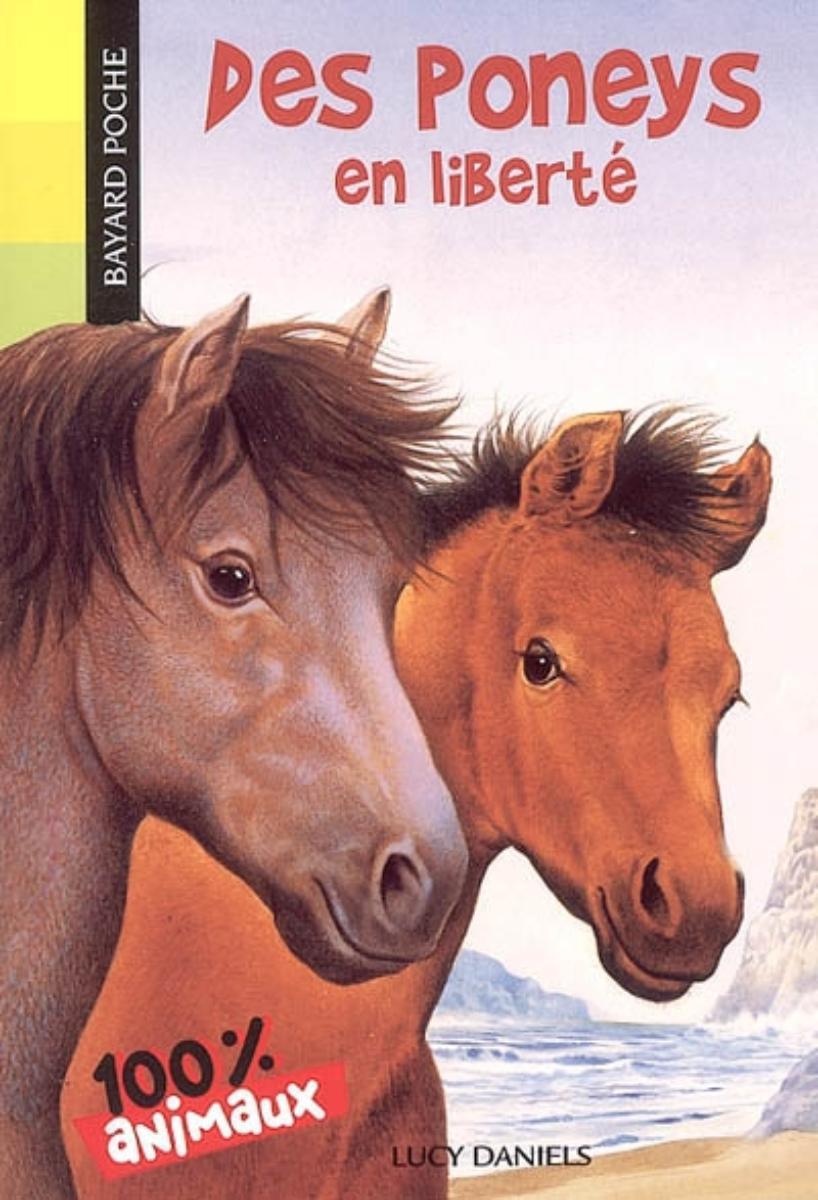 Couverture de «Des poneys en liberté»