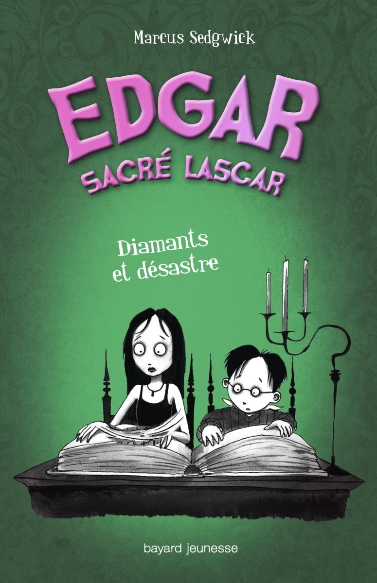 Couverture de « DIAMANTS ET DÉSASTRE »