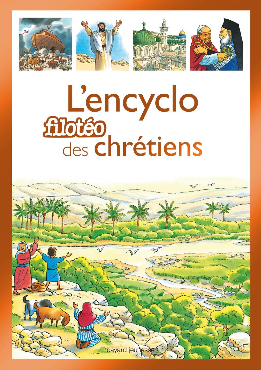 Couverture de «Encyclopédie du Christianisme»