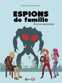 Couverture «Espions de famille, N° 2»