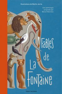Couverture « FABLES DE LA FONTAINE »
