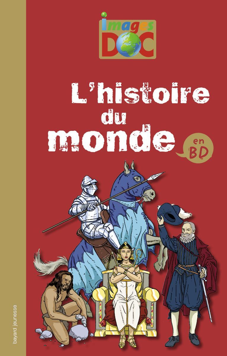 Couverture de «HISTOIRE DU MONDE EN BD (L')»