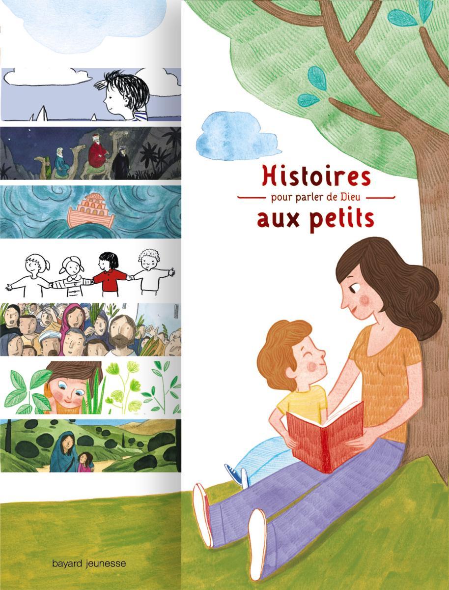 Couverture de «Histoire pour parler de Dieu aux petits»
