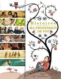 Couverture «HISTOIRES POUR FETER MA PROFESSION DE FOI»