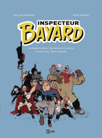Couverture «Inspecteur Bayard intégrale»