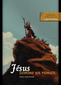 Couverture «Jésus comme un roman»
