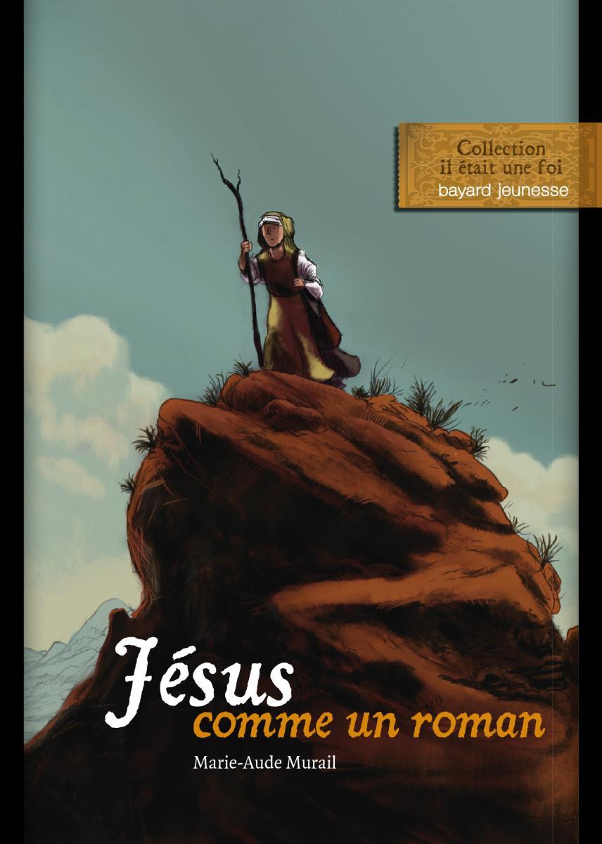 Couverture de «Jésus comme un roman»