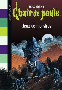 Couverture «JEUX DE MONSTRES – N36»