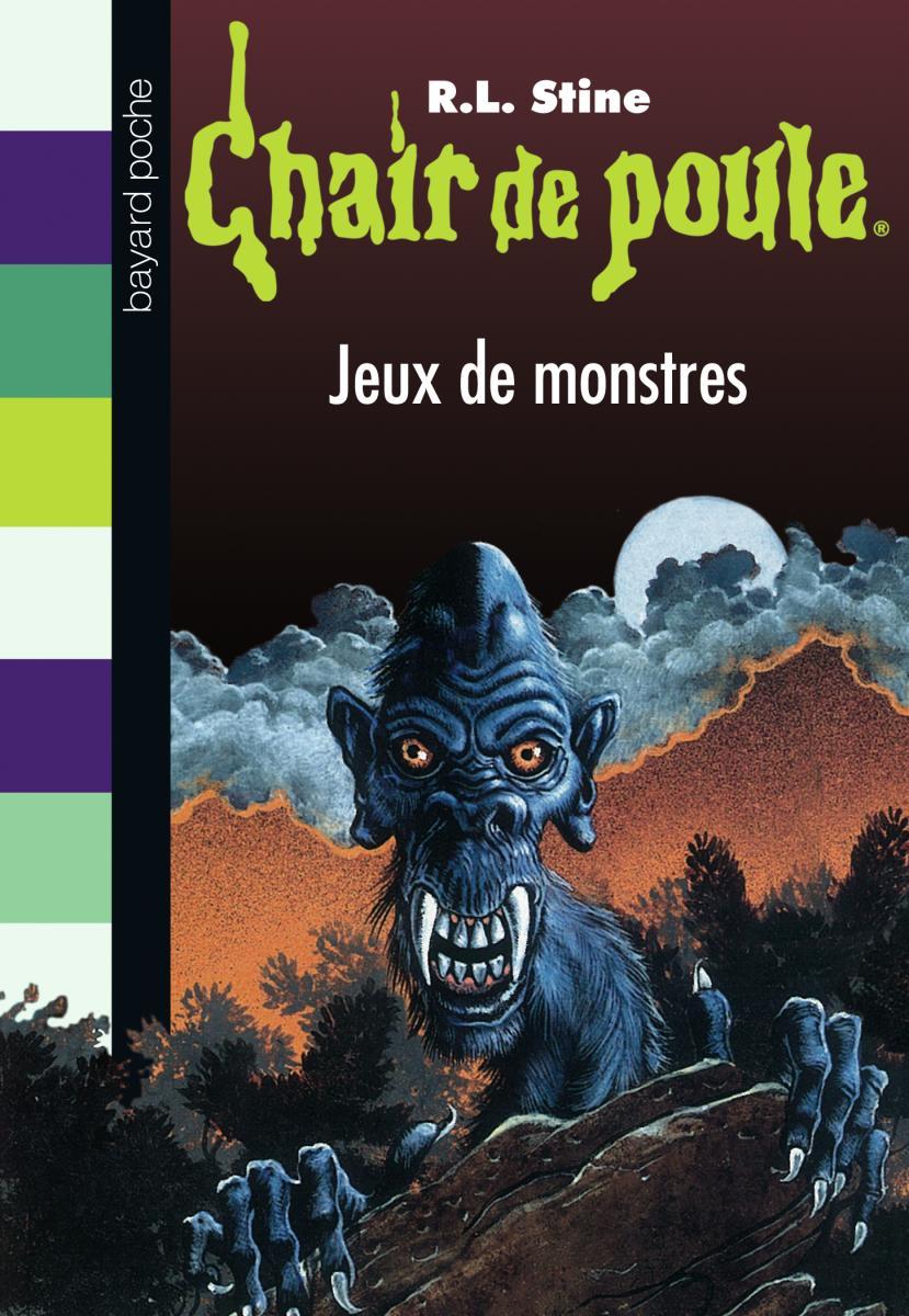 Couverture de «JEUX DE MONSTRES – N36»