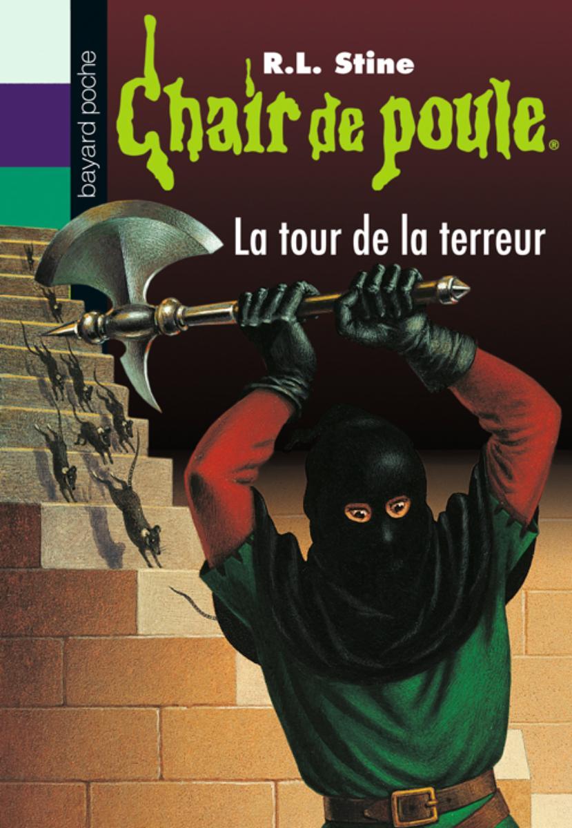 Couverture de «LA TOUR DE LA TERREUR»