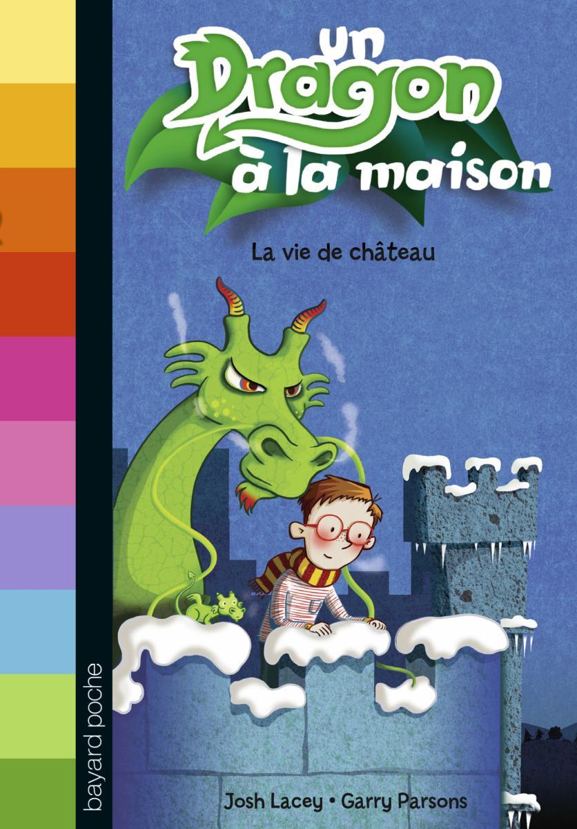 Couverture de «la vie de château»